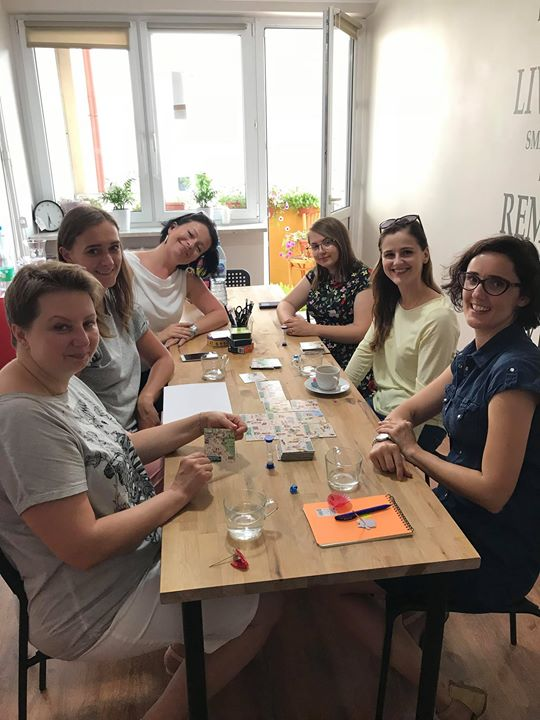 Today Ladies Talk about games and chocolate.  …